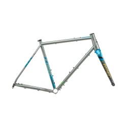 NINER RLT 9 Steel Rahmenset...